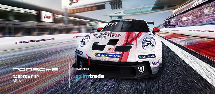Porsche Giao dịch với AximTrade